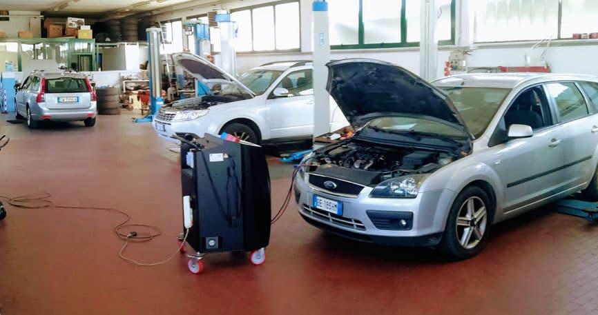 Centro Assistenza Autoveicoli Subaru Bassano Vicenza