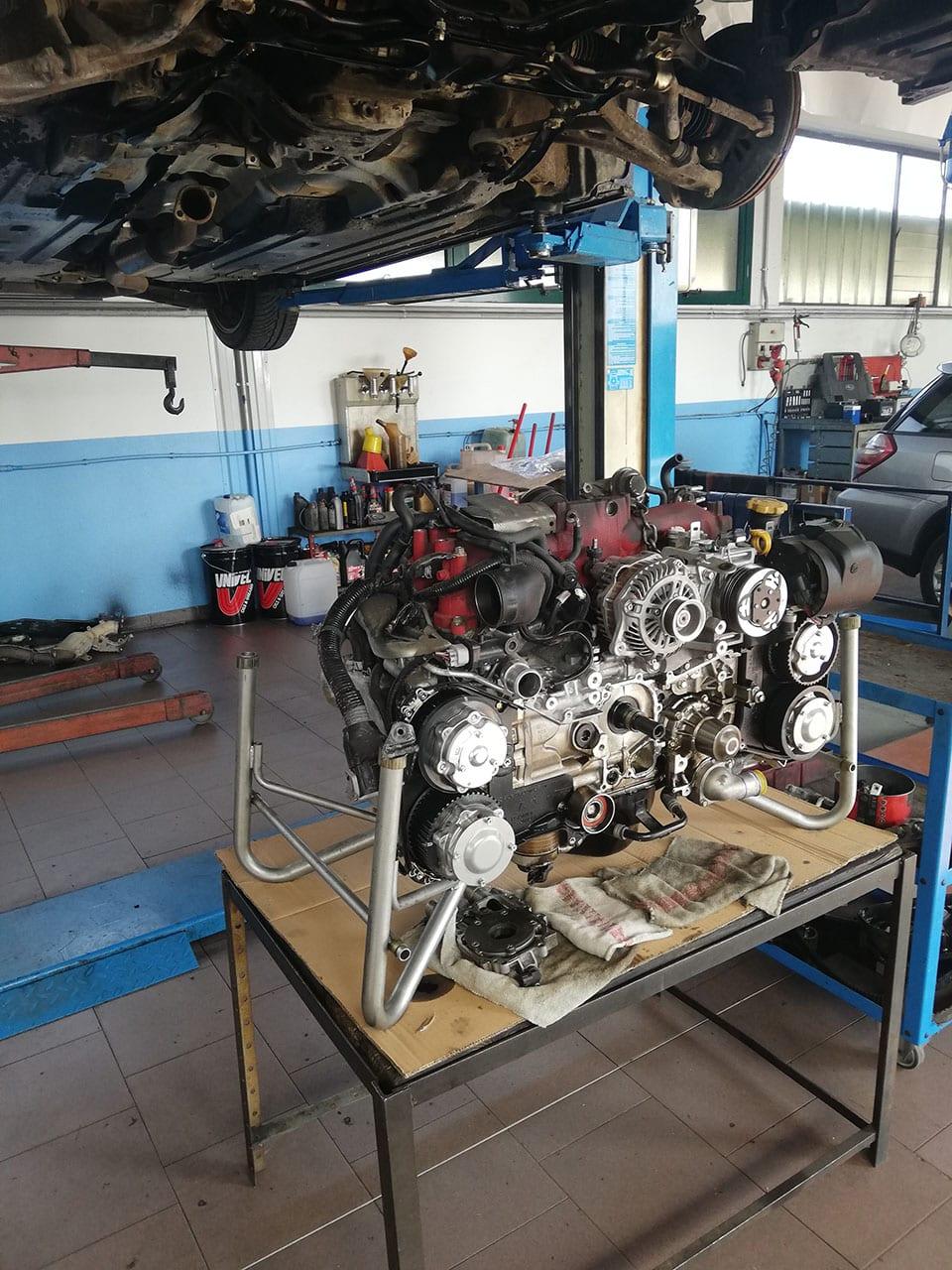 Lancerin Autofficina Autorizzata Subaru Bassano VI