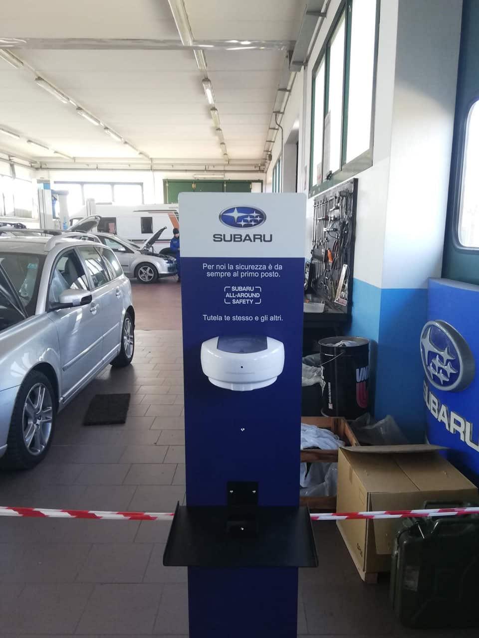 Lancerin Autofficina Autorizzata Subaru Bassano Vicenza