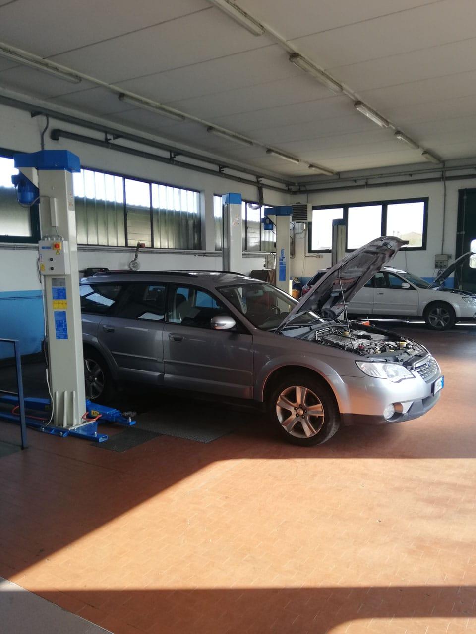 Lancerin Autofficina Autorizzata Subaru Bassano del Grappa